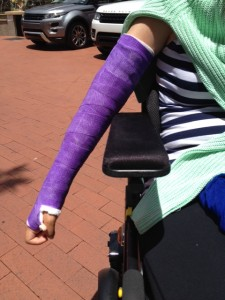 Picture Perfect in Purple Cast