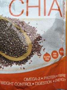 Simplest Chia seed recipe