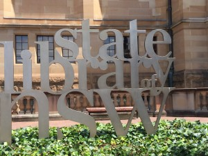 State Library NSW